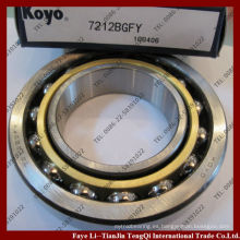 Rodamiento de bolitas de contacto angular 7205 KOYO