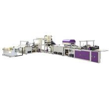 Высокоскоростная автоматическая машина для производства нетканых мешков