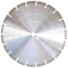 Laser Welding Diamond Blades for Cutting Concrete (SUCSB)