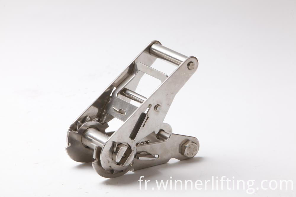 Stainless Steel Ratchet Buckle