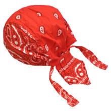 2014 New Satyly Red Bandana Cap (GKD27-05)