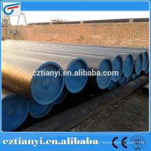 SA53B tubo de aço soldado para tubo de óleo / tubo de água
