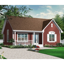 Prefabricated SIPs Wooden House (3121)