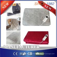 Comfy Flannel Heated Throw com 5-Setting Controller para o mercado da UE