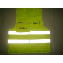Reflective LED Safety Vest with CE En13356 for Sport