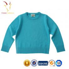 Inverno das camisolas do pescoço de grupo do bebê para o inverno das crianças