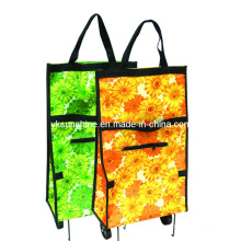 Folding Shopping Trolley Bag (XY-415B)