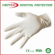 HENSO Pre-Powdered Sterile Latex Chirurgische Handschuhe