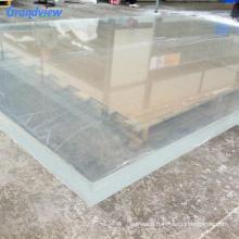 Thick acrylic pool plexiglass/swimming pool cover