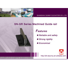 Guide Rail for Elevator (SN-GR)
