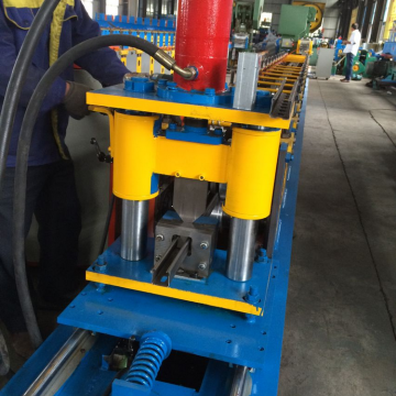 Slide Door Rail Rail Rail Shutter Machine