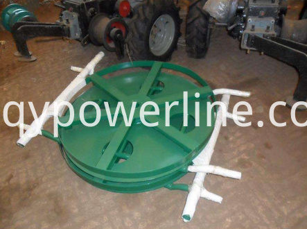 Wheel Type Cable Reel Stand