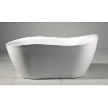 Ship Shaped Acrylic Freestanding Bathtub
