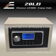 20LB LCD screen mini safe box