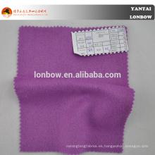 tela de revestimiento 100% de lana