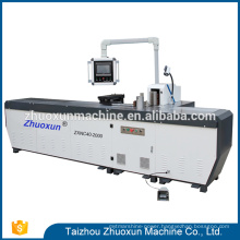 Super Grade Zxnc40-2000 Automatic Machinery Embossing Hydraulic China Portable Copper Busbar Machine