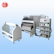 PriceList for for China Ultrasonic Non Woven Laminate Machine,Ultrasonic Embossing Machine Manufacturer Ultrasonic quilting embossing compound machine for sale export to Portugal Manufacturers