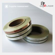 10 мм анти поддельные голограммы полосы этикетки для блистерной упаковки