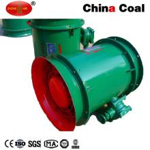 Ybt Underground Mining Ventilador de flujo axial a prueba de explosiones