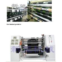 Cortadora y rebobinadora de cinta de transferencia térmica TTR