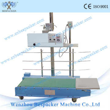 Continuous Plastic Sealing Machine PVC Bag