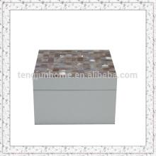 Uso de caixa de armazenamento mãe de caixa de pérola