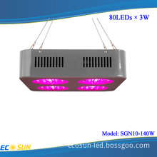 X3 LED Grow Lighting for Vegetable and Fruit Growing (SGN10-140W)
