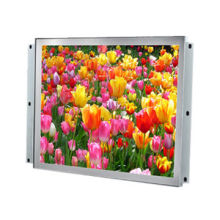 17-inch Sunlight Readable Industrial Open-frame LCD Monitor, 1280 x 1024 Pixels Resolution
