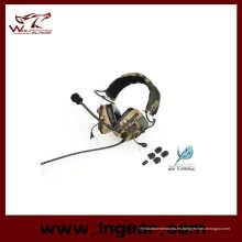 Deporte al aire libre Z038 militar táctico Comtac IV estilo auriculares con micrófono Combat
