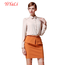 2016 Fashion Frauen Kausal Shirt / Bluse