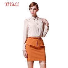 2016 Moda Feminina Camisa Causal / Blusa