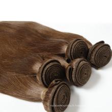 Toute la couleur client dimension cheveux extension de trame de cheveux vente d'usine