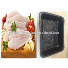 Chine Plateau de viande frais absorbant frais personnalisable d'échantillon fournisseur