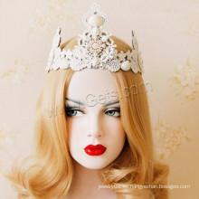 Gets.com Party Queen Corona Bonita banda de pelo de frente