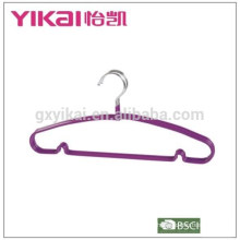 Cinthe en métal en métal revêtu de PVC coloré en lessive fabriqué en Chine