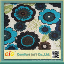 Various Kinds Flower Pattern Sofa Fabric