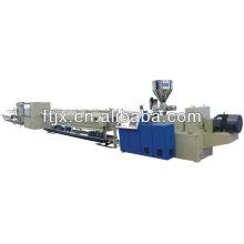 pvc plastic pipe extruder
