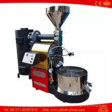 Café da máquina da repreensão do feijão de café da máquina do torrificador de café 1kg