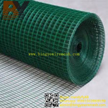 Vinyl Coated Weld Wire Mesh