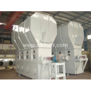 Resin Horizontal Fluid Bed Dryer