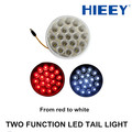2015 NEW 4inch LED round tail light 12/24 round tail light for truck and trailers