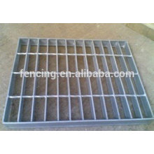 rejillas de drenaje de acero galvanizado / reja de acero