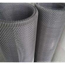 Malha de arame comprimido para filtro / peneiramento / mina de carvão