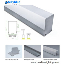 Aluminium LED Profile for Pendant Type 3562