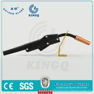 MIG Solda de CO2 Solda Inversor Máquina de Gun Productions Plant