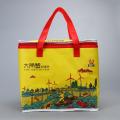 Food Freezer Insulated Cooler Bag
