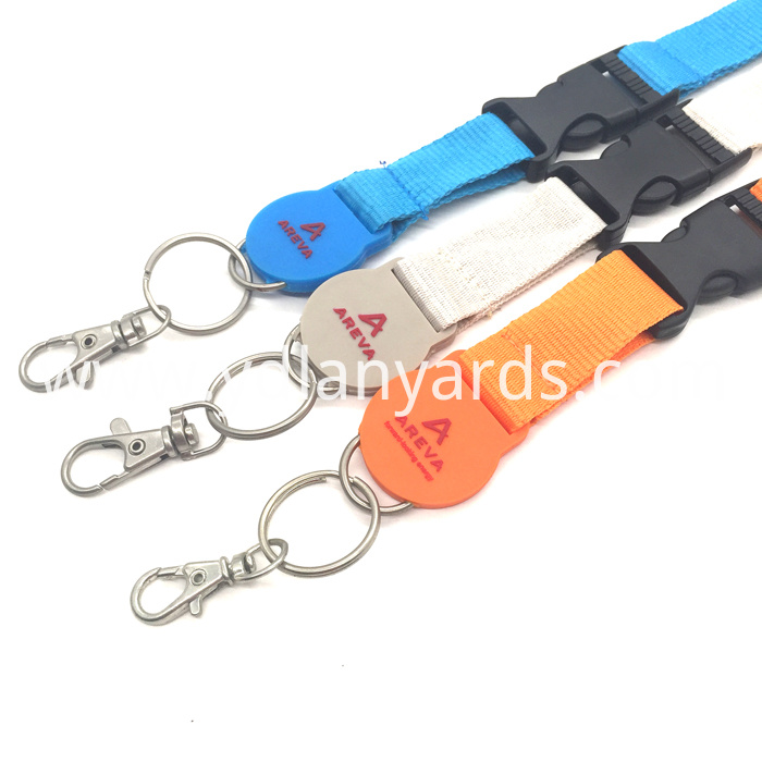 Combine Polyester Lanyards