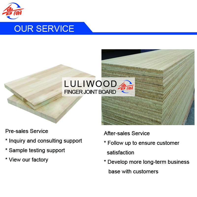 luliwood finger joint board of sally