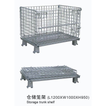 Stackable Wire Bins