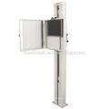 radiology vertical bucky stand for chest radiography checkup